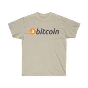 Bitcoin Unisex Ultra Cotton Tee
