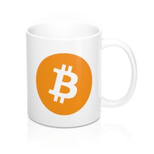 Bitcoin Mug 11oz