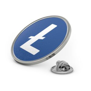 Litecoin Metal Pin