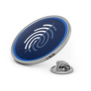 Digi-ID Logo Metal Pin