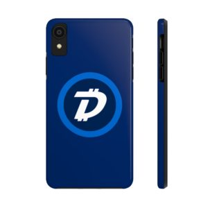 DigiByte Logo (BLUE) Case Mate Tough Phone Cases