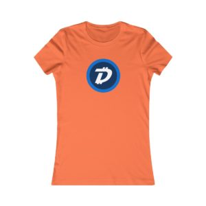 DigiByte Logo Women's Favorite Tee