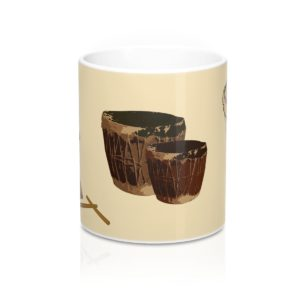 World Drums Mug 11oz