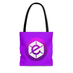 Electra AOP Tote Bag