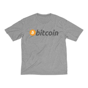 Bitcoin Men's Workout Shirt