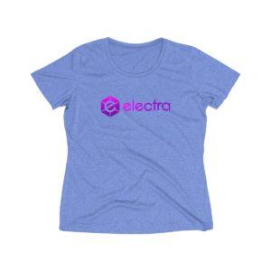 Electra Women's Workout Shirt