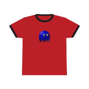 Video Game Ghost RETRO T-shirt
