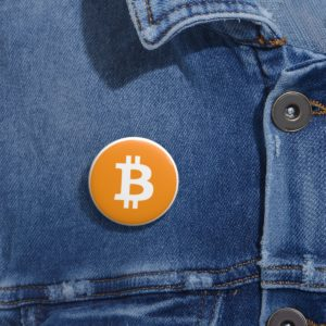 Bitcoin Pin Buttons