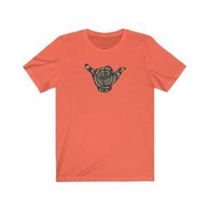 Psychedelic Shaka T-shirt