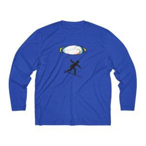 Surf T-shirt Men's Long Sleeve Moisture Absorbing Tee