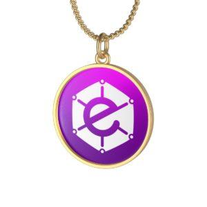 Electra Single Loop Necklace