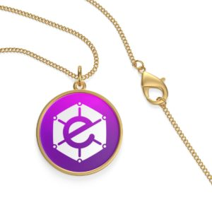 Electra Single Loop Necklace