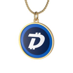 DigiByte Single Loop Necklace