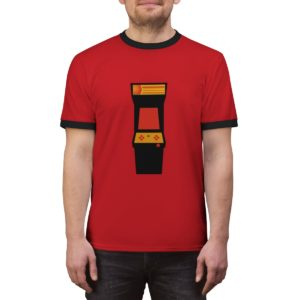 Arcade Game RETRO T-shirt