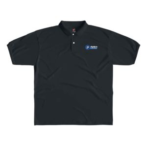 DigiByte 'Accepted Here' Men's Polo Shirt