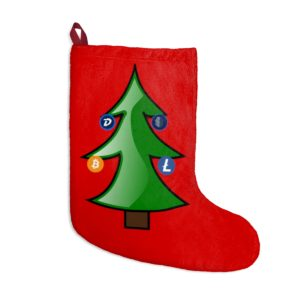 Block Three Christmas Stocking