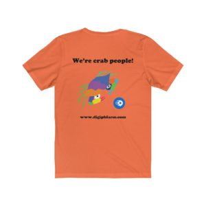 SC Digi Farm 'We're Crab People' T-shirt