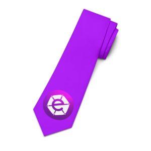 Electra Logo Necktie