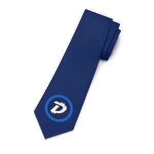 DigiByte Logo Necktie