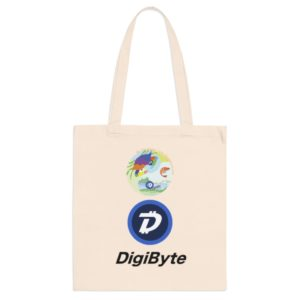 SC Digi Farm DigiByte Tote Bag