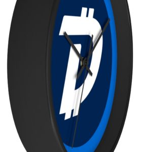 DigiByte Wall clock