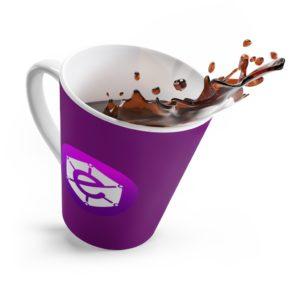 Electra Latte mug