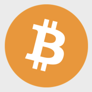 Bitcoin Logo Sticker (PH)