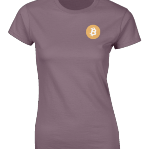 Bitcoin Ladies T-shirt (PH)