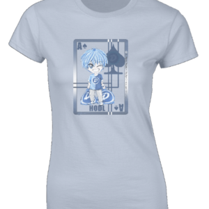 DigiByte Comics 'Chibi' Ladies T-shirt (PH)