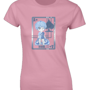 DigiByte Comics 'Chibi' Ladies T-shirt (PH)