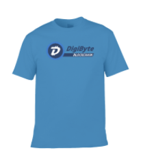DigiByte Blockchain T-shirt (PH)