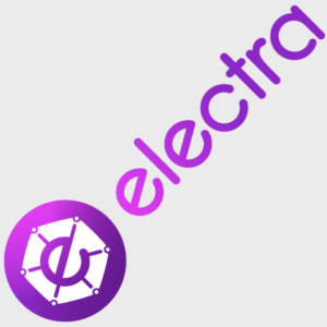 Electra Logo Sticker (PH)