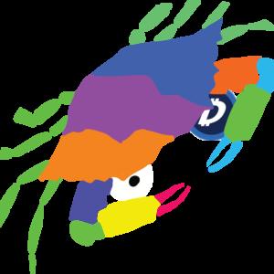 SC Farm Crab Sticker (PH)
