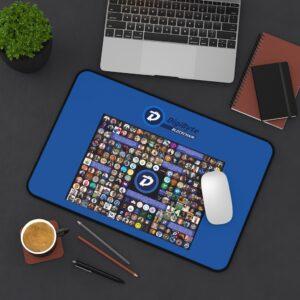 DigiFam Collage Desk Mat