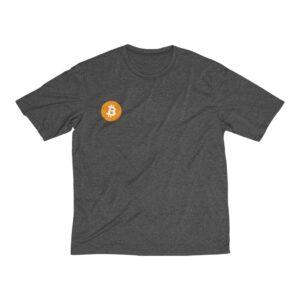 Bitcoin Men's Workout Shirt