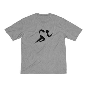 Men's (Running) Heather Dri-Fit Tee