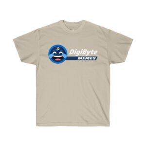 DigiByte Memes Logo T-shirt