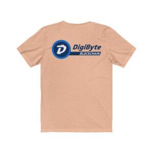 DigiByte Memes Guitar Leap T-shirt