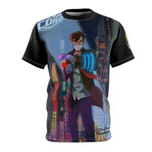 CORD.Finance AOP T-shirt