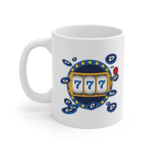 DGB '7th Anniversary' Mug 11oz