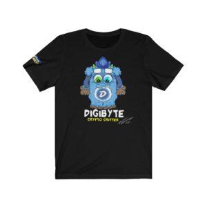 DGB Comics Limited Signature Edition 'Kiss My DGB' T-shirt