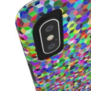 Colorful Pattern Case Mate Tough Phone Cases