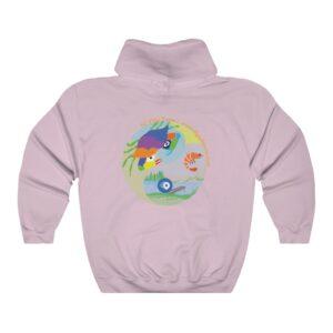 SC Farm Mermaid & Logo Hoodie