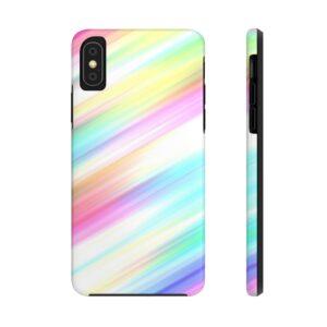 Color Sweeps Case Mate Tough Phone Cases