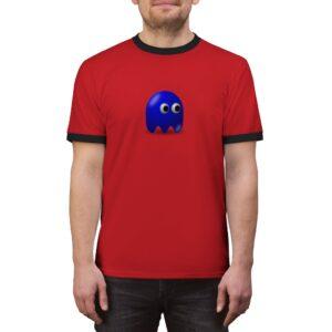 Game Ghost RETRO T-shirt