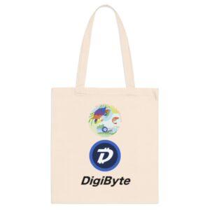 SC Digi Farm DigiByte Tote Bag