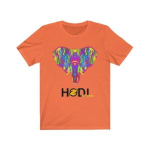 HODL Assets Elephant T-shirt