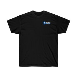 DigiByte Accepted Here (corner) T-shirt