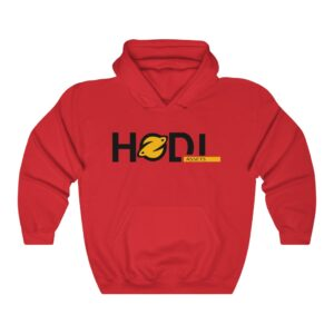 HODL Assets Lion Hoodie