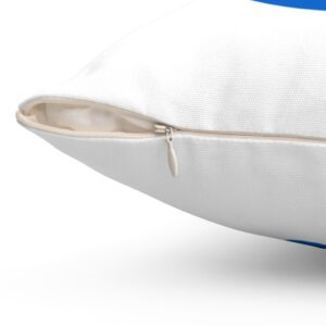 DigiByte / Digi-ID Spun Polyester Square Pillow